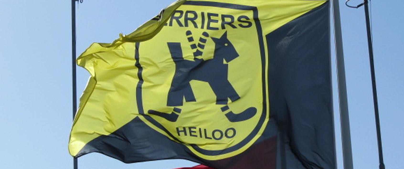 Sportwereld Heiloo blijft samen met de Terriërs!